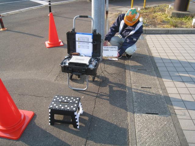 お知らせ 三重県鈴鹿市で非破壊診断による構造物の維持管理